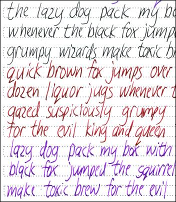 Italic Calligraphy Worksheets - italic calligraphy worksheets and ...