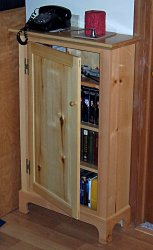 Free Woodworking Plans Dvd Storage Cabinet